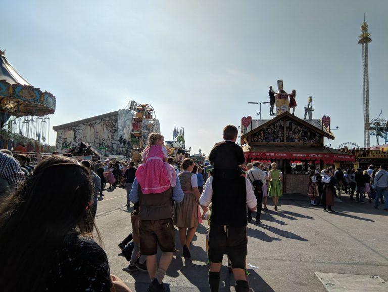 Oktoberfest München tips
